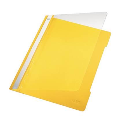 Ντοσιέ με Έλασμα LEITZ 4191 (Κίτρινο) (41910015)