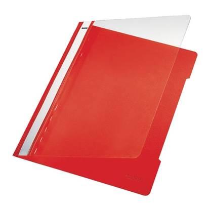 Ντοσιέ με Έλασμα LEITZ 4191 (Κόκκινο) (41910025)