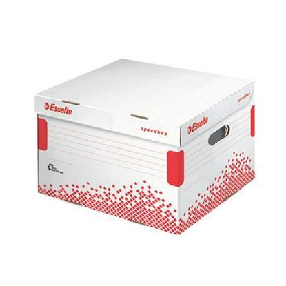 Κουτί Αδρανούς Αρχείου ESSELTE Speedbox (Λευκό)