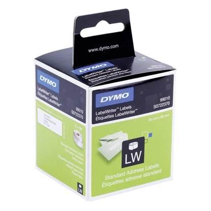 Χάρτινη Ετικέτα DYMO 99011 89x28mm (Λευκή)