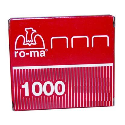 Συρραπτικά Σύρματα ROMA MAESTRI 24S (1.000 Τεμάχια)