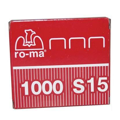 Συρραπτικά Σύρματα ROMA MAESTRI 15H (1.000 Τεμάχια)