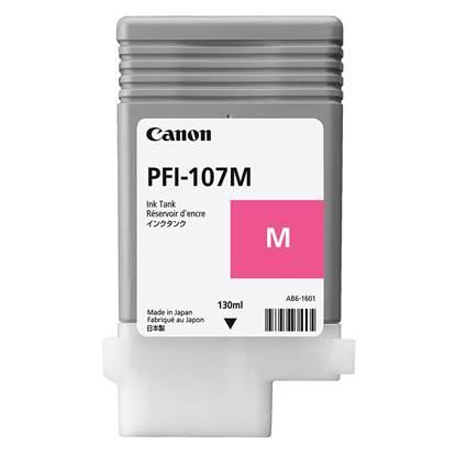 Canon Μελάνι Inkjet PFI-107M Magenta (6707B001AA)