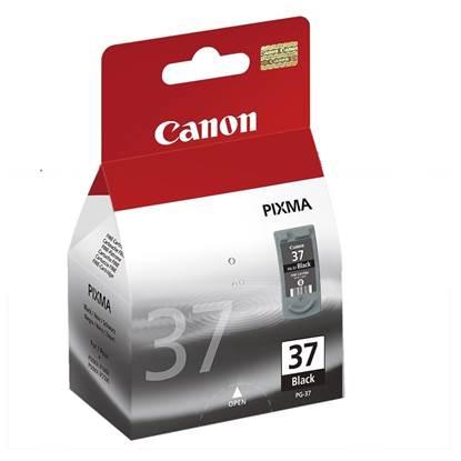 Canon Μελάνι Inkjet PG-37 Black (2145B001)