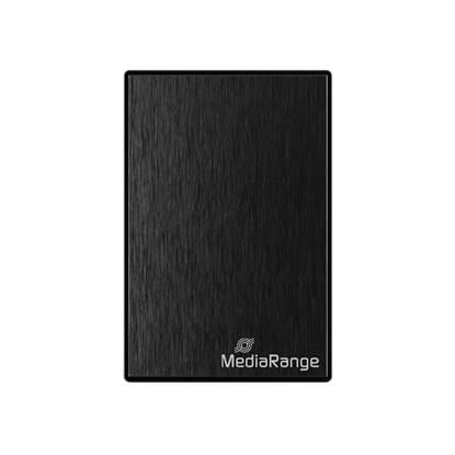 MediaRange Εξωτερικός Σκληρός Δίσκος SSD USB 3.0 256GB (Black)