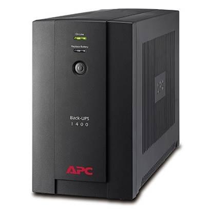 APC UPS 1400VA Back-Ups Line Interactive (BX1400UI)