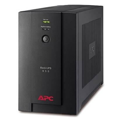 APC UPS 950VA Back-Ups Schuko Line Interactive (BX950U-GR)
