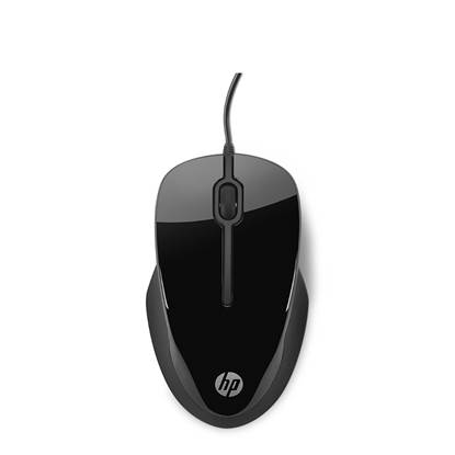 HP Mouse X1500 Black