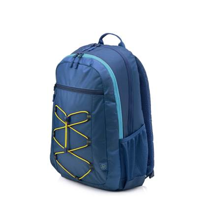 HP 15.6 Active Backpack Blue/Yellow