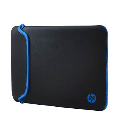 HP 15.6 Chroma Sleeve Black/Blue