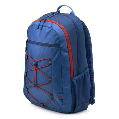 HP 15.6 Active Backpack Blue/Red