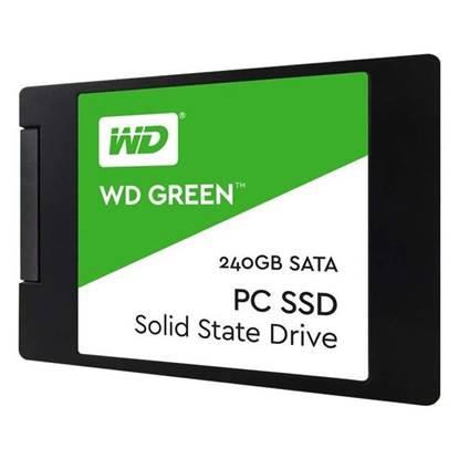 Western Digital Δίσκος SSD 2.5'' SATA III Green 240GB (WDS240G2G0A)