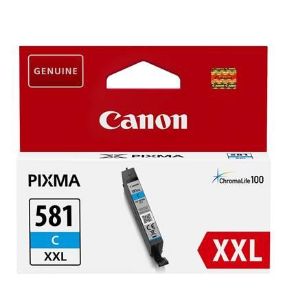 Canon Μελάνι Inkjet CLI-581CXXL Cyan (1995C001)