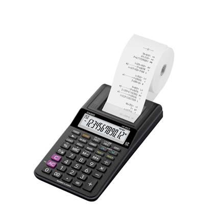 Αριθμομηχανή 12 Ψηφίων Casio (HR-8RCE)