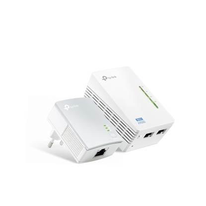 TP-LINK 300Mbps AV200 WiFi Powerline Extender Starter Kit (TL-WPA4220KIT)