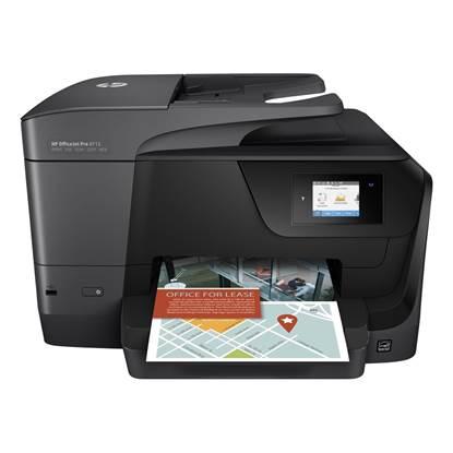 HP Officejet Pro 8715 Έγχρωμο Πολυμηχάνημα (J6X76A)
