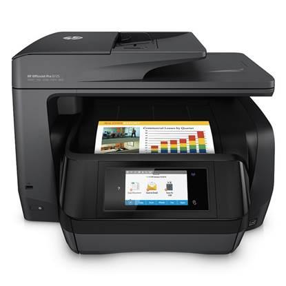 HP Officejet Pro 8725 Έγχρωμο Πολυμηχάνημα (M9L80A)