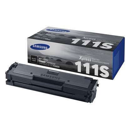 Samsung MLT-D111S Black Toner Cartridge (SU810A)
