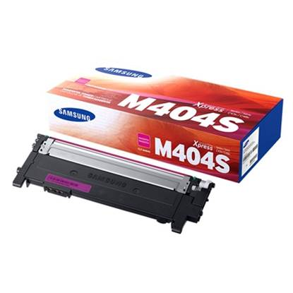 Samsung CLT-M404S Magenta Toner Cartridge (SU234A)