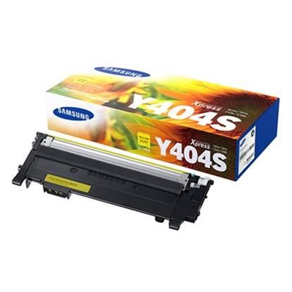 Samsung CLT-Y404S Yellow Toner Cartridge (SU444A)