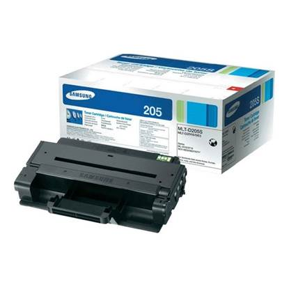 Samsung MLT-D205L High Yield Black Toner Cartridge (SU963A)