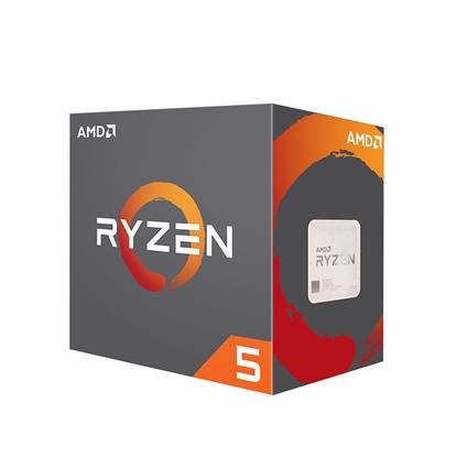 Επεξεργαστής AMD AM4 Ryzen 5 1600X 3.6 GHz