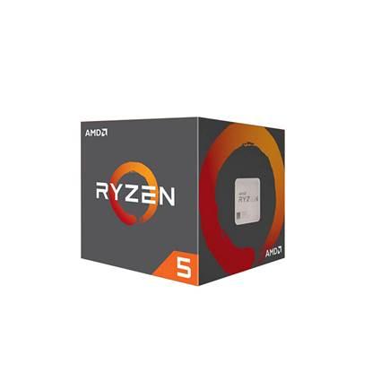 Επεξεργαστής AMD AM4 Ryzen 5 1400 3.4GHz