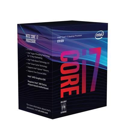 Επεξεργαστής Intel Core i7-8700 12M Cache 3.20 GHz