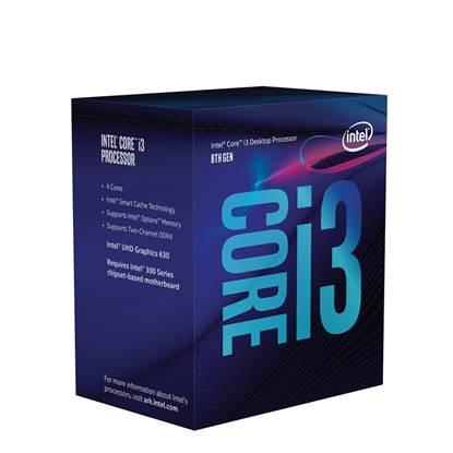 Επεξεργαστής Intel Core i3-8100 6M Cache 3.6 GHz