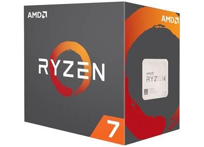 Εικόνα της Επεξεργαστής AMD AM4 Ryzen 7 1700X 3.4 GHz (AMDRYZ7-1700X)