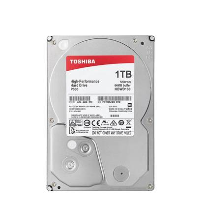 P300 - High-Performance Hard Drive 3.5'' 1TB (HDWD110UZSVA)