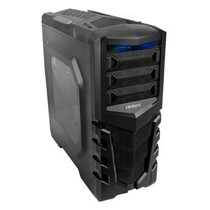 CASE ANTEC GX505 Window Blue Gamers Series