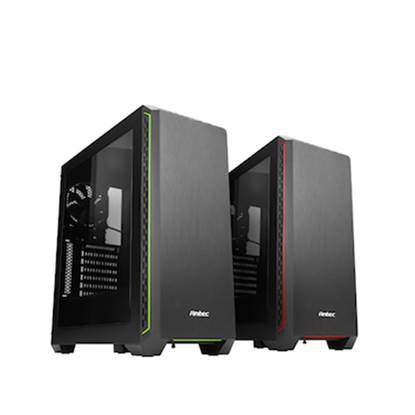 CASE ANTEC P7 Window Green ( Nvidia Green )