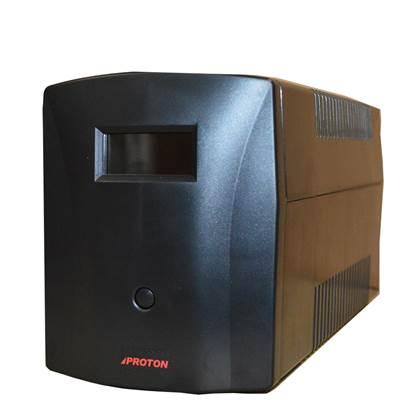 Proton LCD 1200AP UPS Line Interactive Schuko(UPS.0568) (PRLCD1200AP)