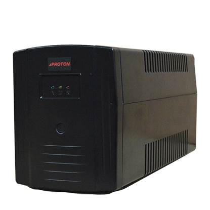 Proton LED 1200A UPS Line Interactive Schuko (UPS.0564) (PRLED1200A)