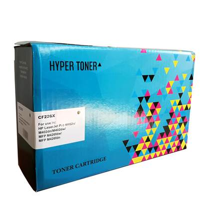 Toner HYPER Συμβατό για Εκτυπωτές HP HC (Black) (CF226X)