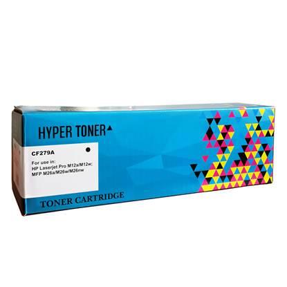 Toner HYPER Συμβατό για Εκτυπωτές HP (Black) (CF279A)