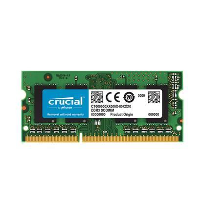 Crucial Μνήμη RAM 8GB DDR3L-1600 SODIMM (CT102464BF160B) (CRUCT102464BF160B)