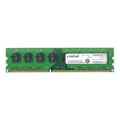Crucial Μνήμη RAM 8GB DDR3L-1600 UDIMM (CT102464BD160B) (CRUCT102464BD160B)