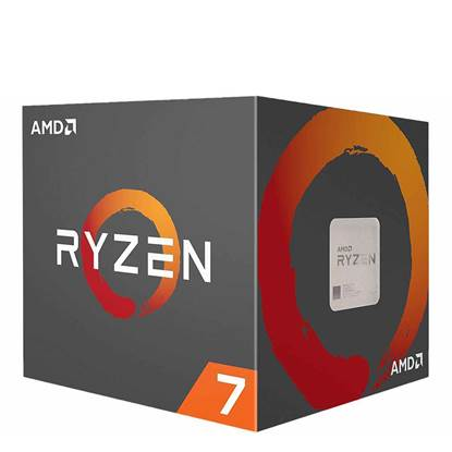 Επεξεργαστής AMD RYZEN 7 2700X 8-Core 3.7 GHz AM4 105W (YD270XBGAFBOX) (AMDRYZ7-2700Χ)