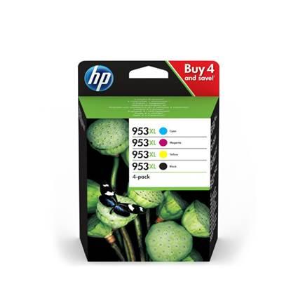 HP Μελάνι Inkjet No.953XL Multipack (3HZ52AE)
