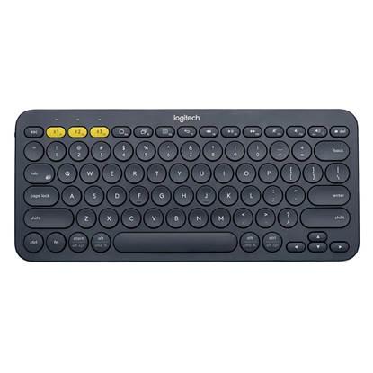 Logitech K380 Keyboard (Grey, Bluetooth)