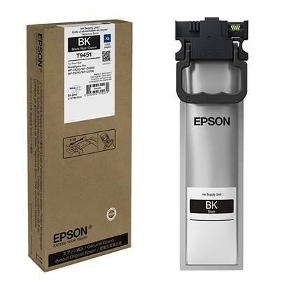 Epson Μελάνι Inkjet T9451 Black (C13T945140) (EPST945140)