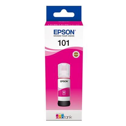 Epson Μελάνι Inkjet 101 Magenta (C13T03V34A) (EPST03V34A)