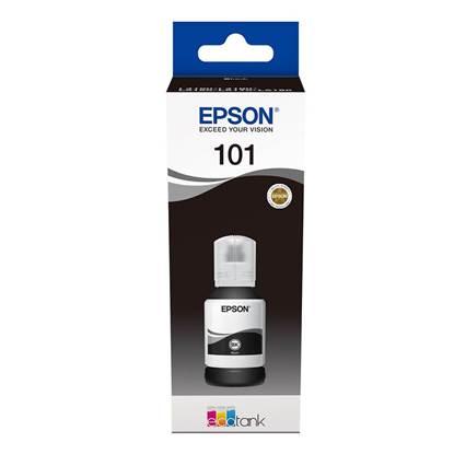 Εικόνα της Epson Μελάνι Inkjet 101 Black (C13T03V14A) (EPST03V14A)