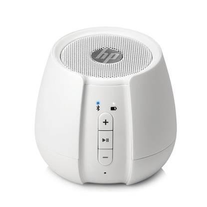 HP White S6500 Wireless Speaker (N5G10AA) (HPN5G10AA)