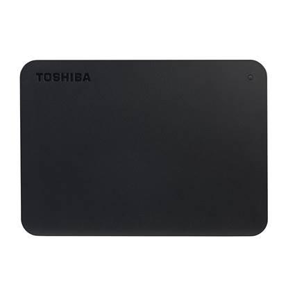 """Toshiba 500GB External HDD 2.5"""" USB 3.0 (HDTB405EK3AA) (TOSHDTB405EK3AA)"""
