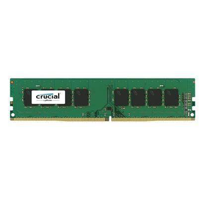 Crucial Μνήμη RAM DDR4 2400MHz 4GB C17 (CT4G4DFS824A) (CRUCT4G4DFS824A)