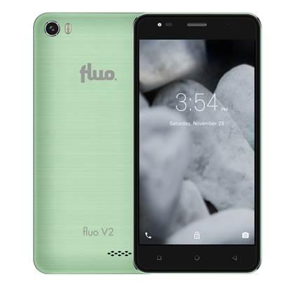 Fluo V2- Smartphone 5'' - 4G - Mint (FLS504050-MT)