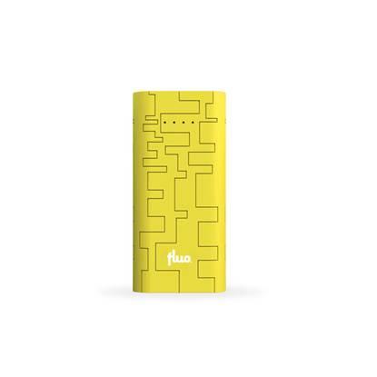 Fluo Energy 10400 block - PowerBank 10400mAh - Yellow (FLP104010-YL)